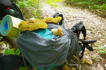 Тест рюкзака «Каньон 85», рюкзака «Термит 35», жилета утепленного «Снаряжение Лайт»