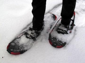 Тест снегоступов от СнарЯжения