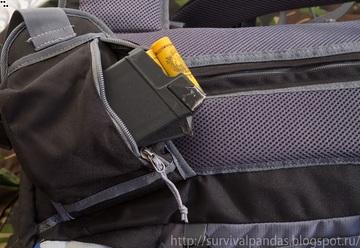 Обзор рюкзака Термит 45