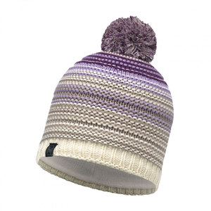 Шапка BUFF Knitted&Polar NEPER VIOLET