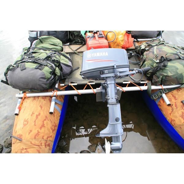 навесное для резиновой лодки под мотор