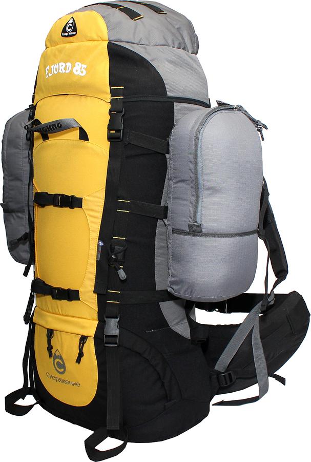 Обзор туристического рюкзака фьорд 85 рюкзаки polar п955