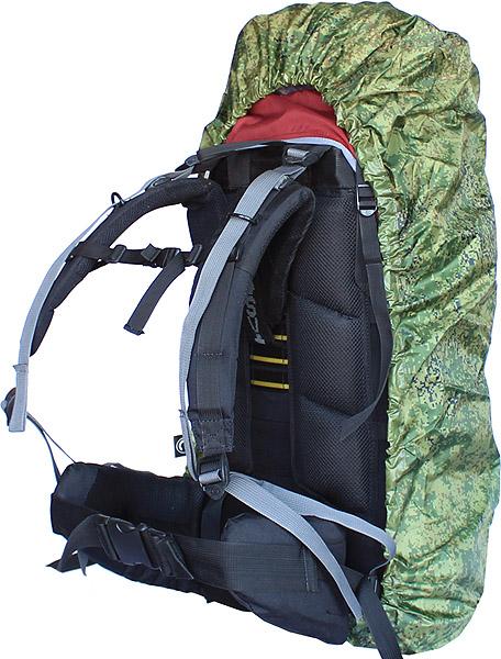 Чехол от дождя на рюкзак выкройка