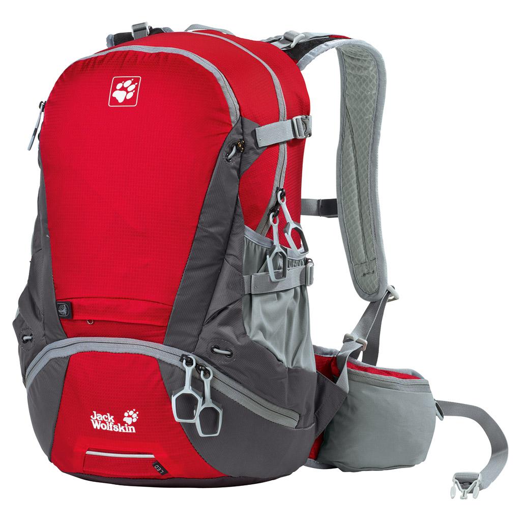 описание подвесных систем рюкзака