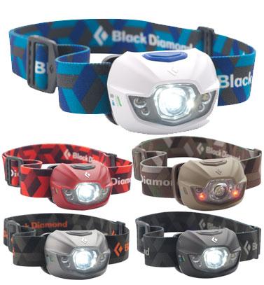 Налобный фонарик Black Diamond